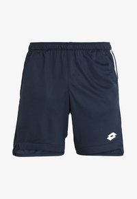 Lotto - TENNIS TEAMS SHORT - Short de sport - navy blue - 3