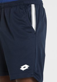 Lotto - TENNIS TEAMS SHORT - Short de sport - navy blue - 4