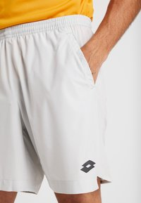Lotto - TENNIS TECH SHORT  - Träningsshorts - glacier gray - 4