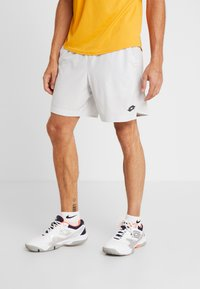 Lotto - TENNIS TECH SHORT  - Träningsshorts - glacier gray - 0