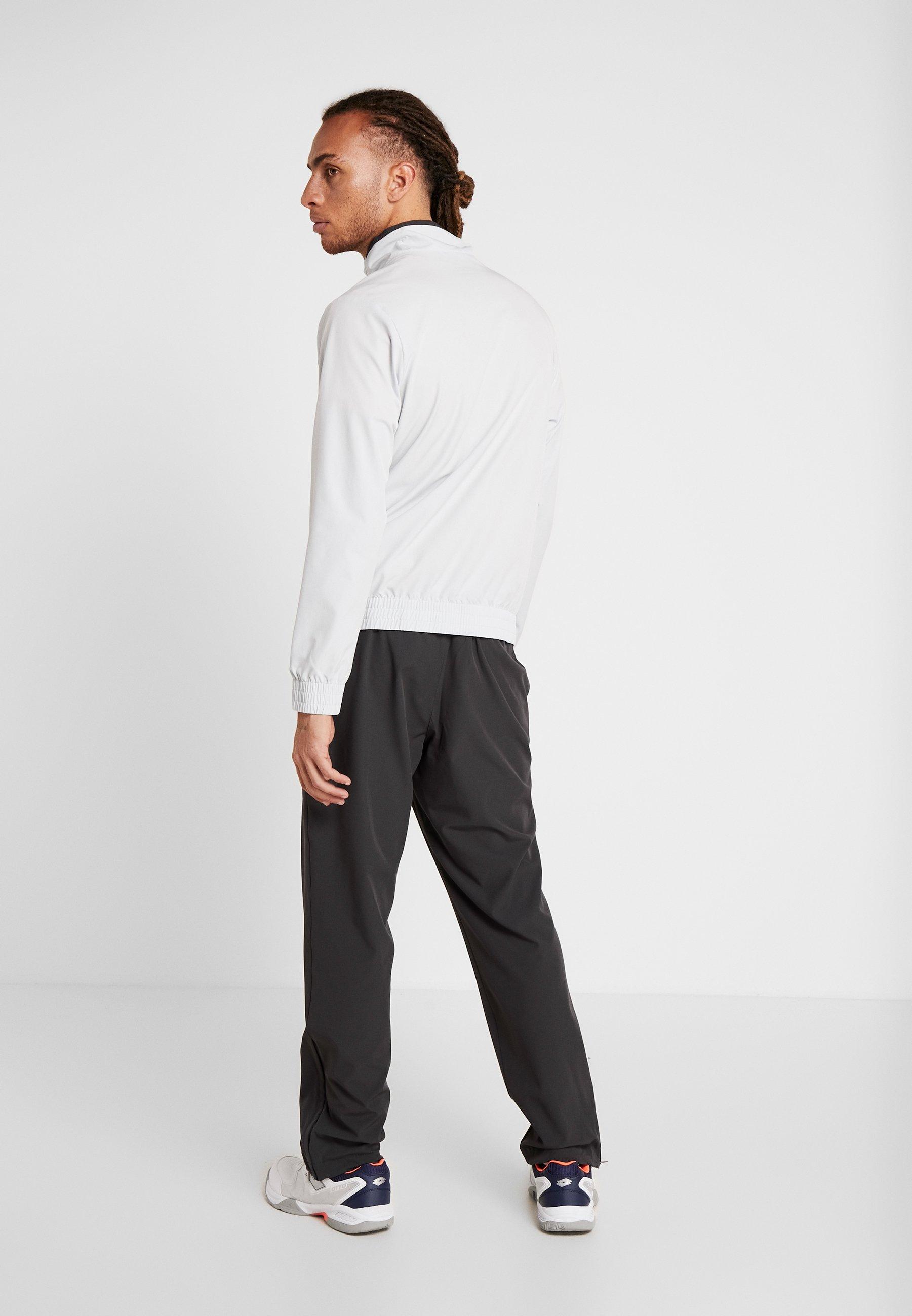 Lotto TENNIS TECH PANTS- Pantalon de survêtement asphalt