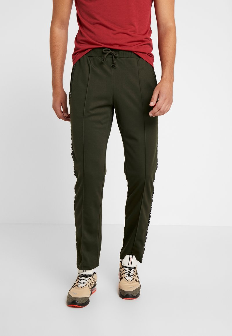 Lotto - ATHLETICA PANT  - Tracksuit bottoms - green resin