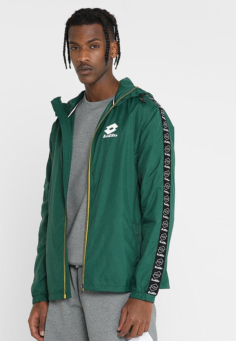Lotto - ATHLETICA JACKET - Training jacket - christmas green