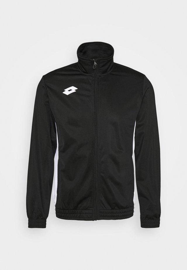 DELTA - Sportovní bunda - all black