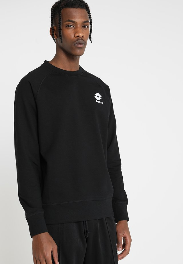 SMART  - Sweatshirt - all black