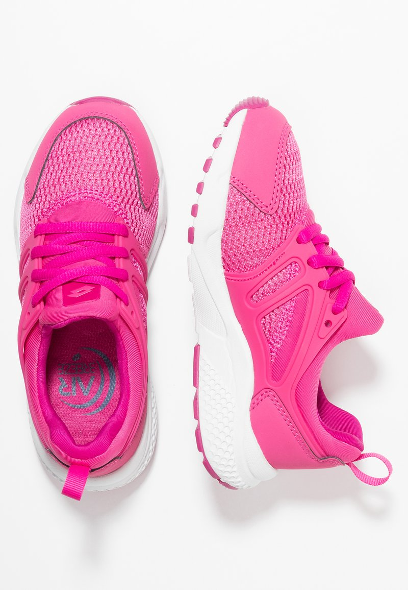 Lotto - BREEZE II - Scarpe da fitness - pink yarrow/saturday pink