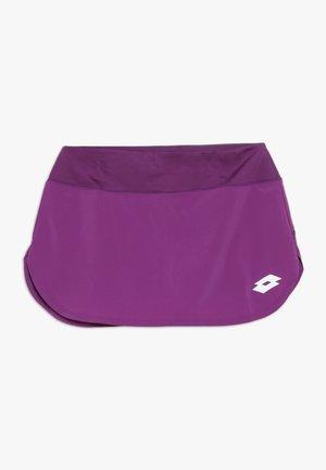 TOP TEN SKIRT - Sports skirt - purple willow