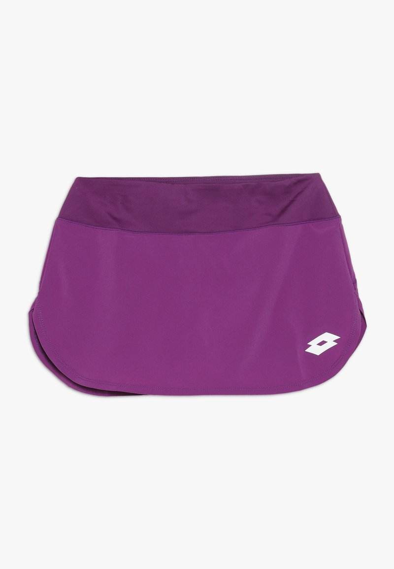 Lotto - TOP TEN SKIRT - Sportovní sukně - purple willow