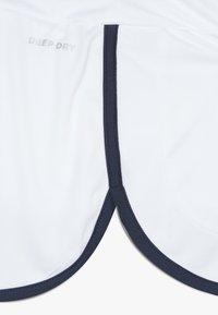 Lotto - SQUADRA SKIRT - Sports skirt - brilliant white - 4