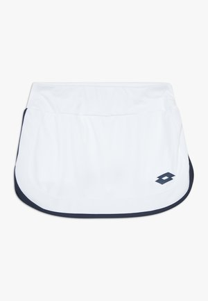 SQUADRA SKIRT - Sportovní sukně - brilliant white