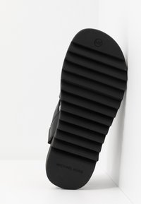 Michael Kors - DAMON - Sandals - black - 4