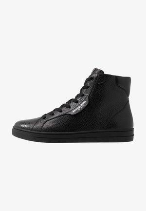 KEATING - Sneakersy wysokie - black