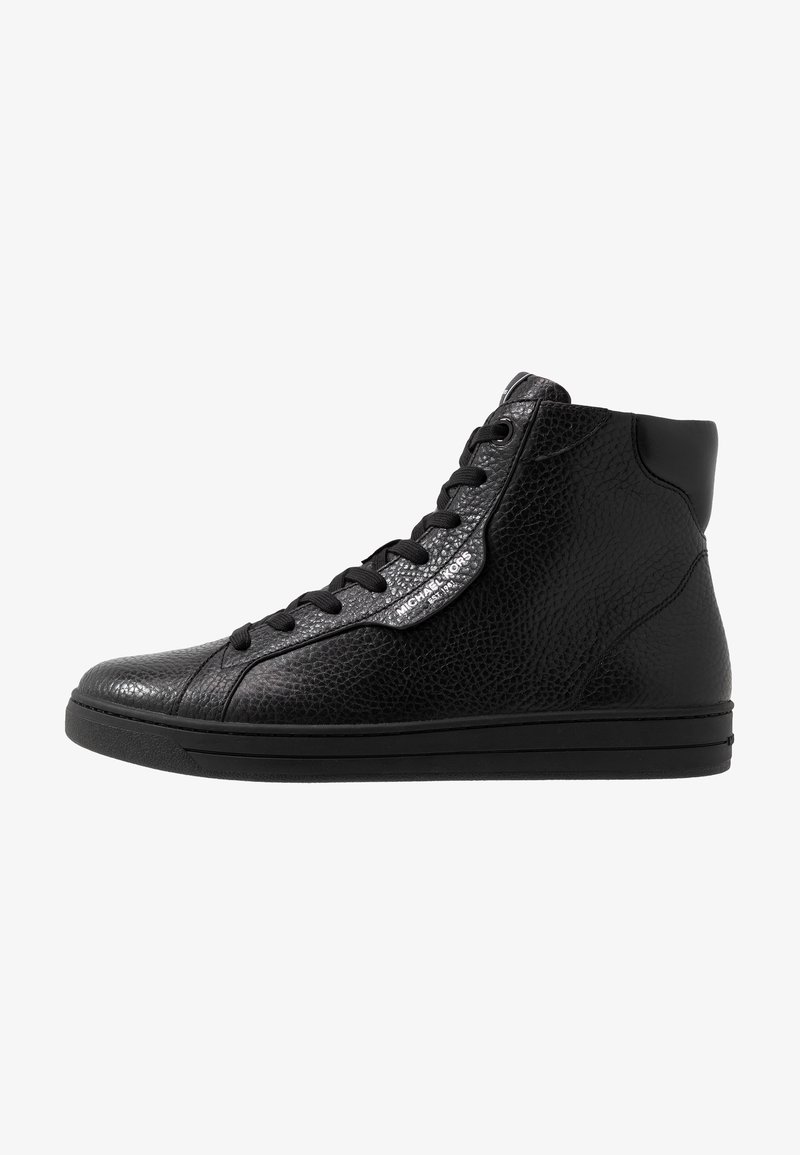 Michael Kors - KEATING - Sneakers high - black
