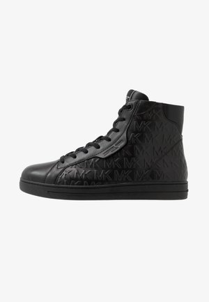 KEATING - High-top trainers - black