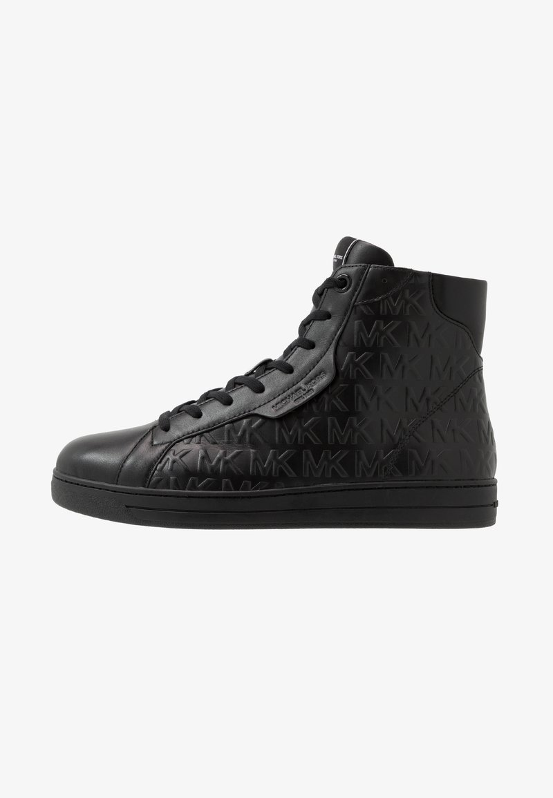 Michael Kors - KEATING - Sneakersy wysokie - black