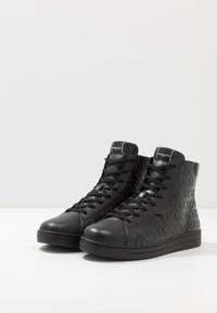 Michael Kors - KEATING - Sneakersy wysokie - black - 2