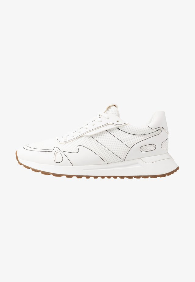 MILES - Sneakers laag - optic white