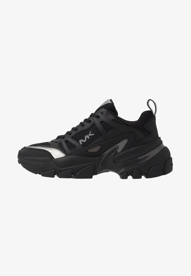 NICK - Trainers - black