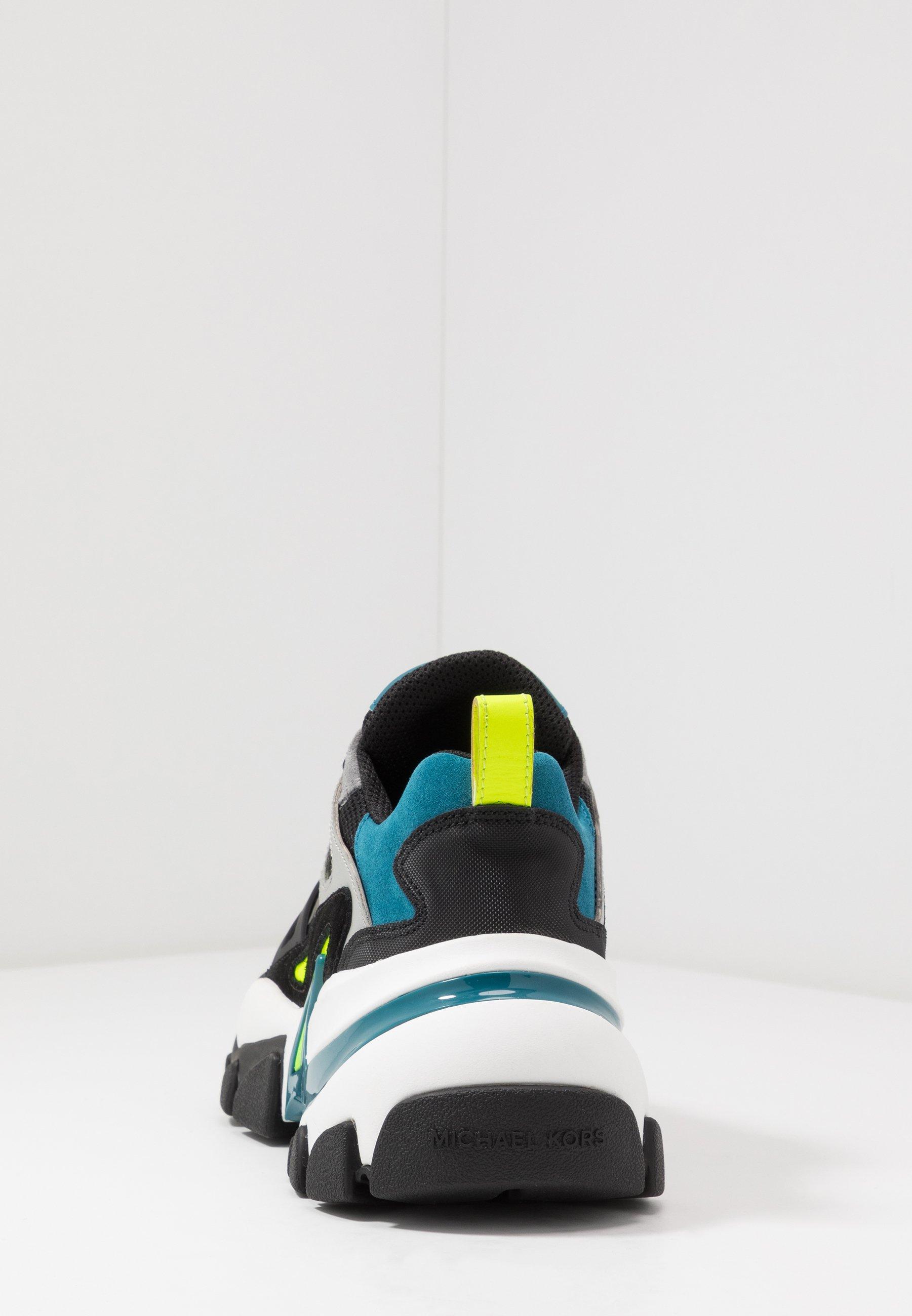 Michael Kors NICK - Trainers - neon lemon