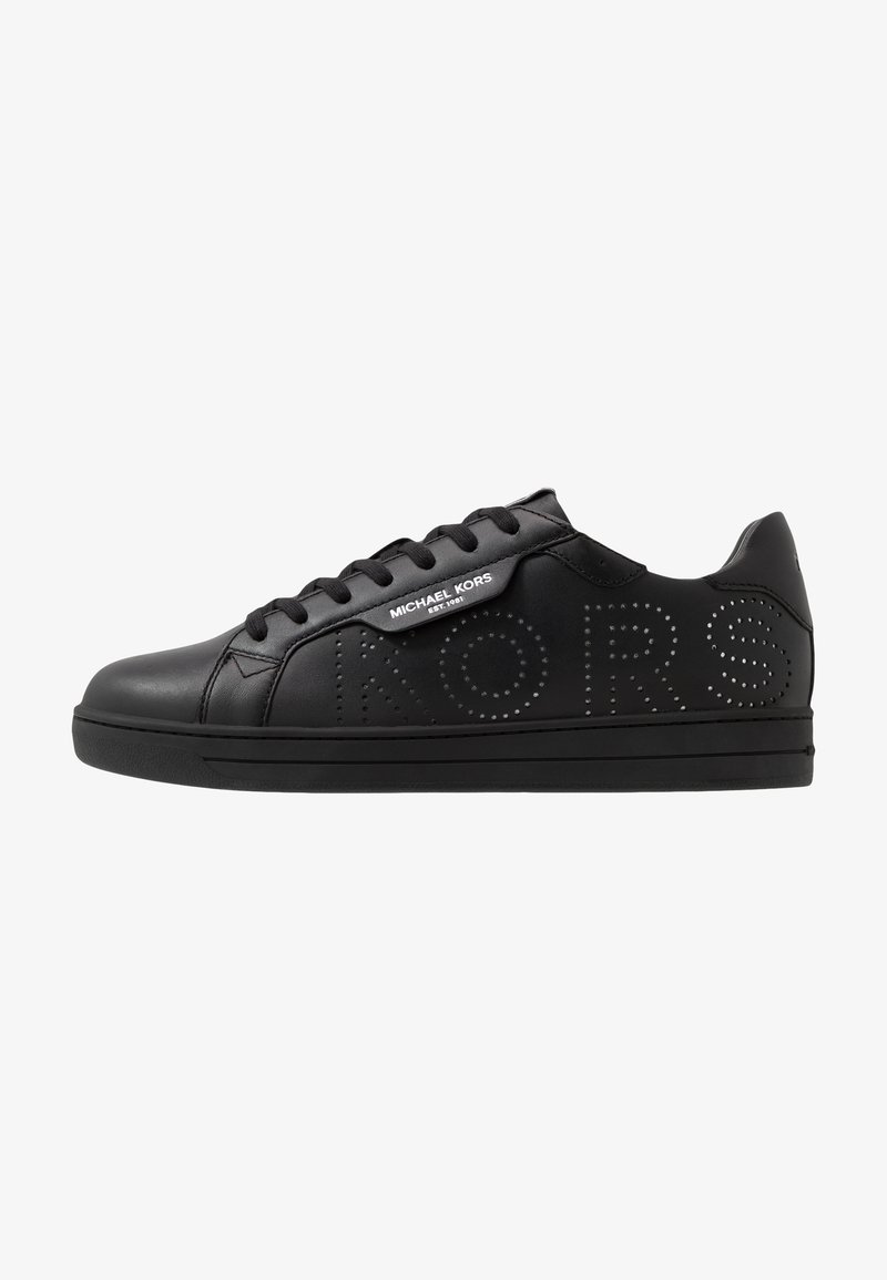 Michael Kors - KEATING - Sneakers laag - black