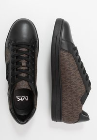 Michael Kors - KEATING - Sneakers basse - black - 1
