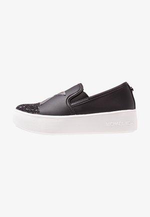 ZIA-MAVEN SWITCH - Nazouvací boty - black