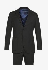 Michael Kors - SLIM FIT SUIT - Costume - black - 8