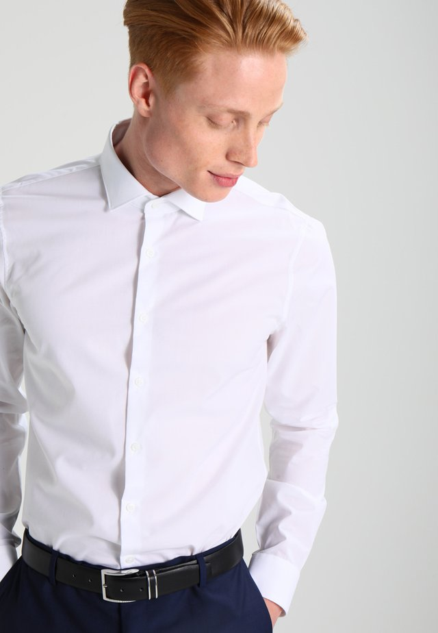 PARMA SLIM FIT - Businesshemd - white