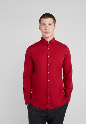 PARMA - Formal shirt - red