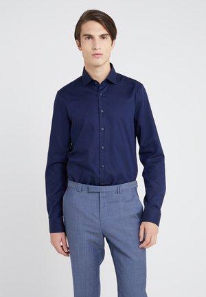 PARMA - Kostymskjorta - navy