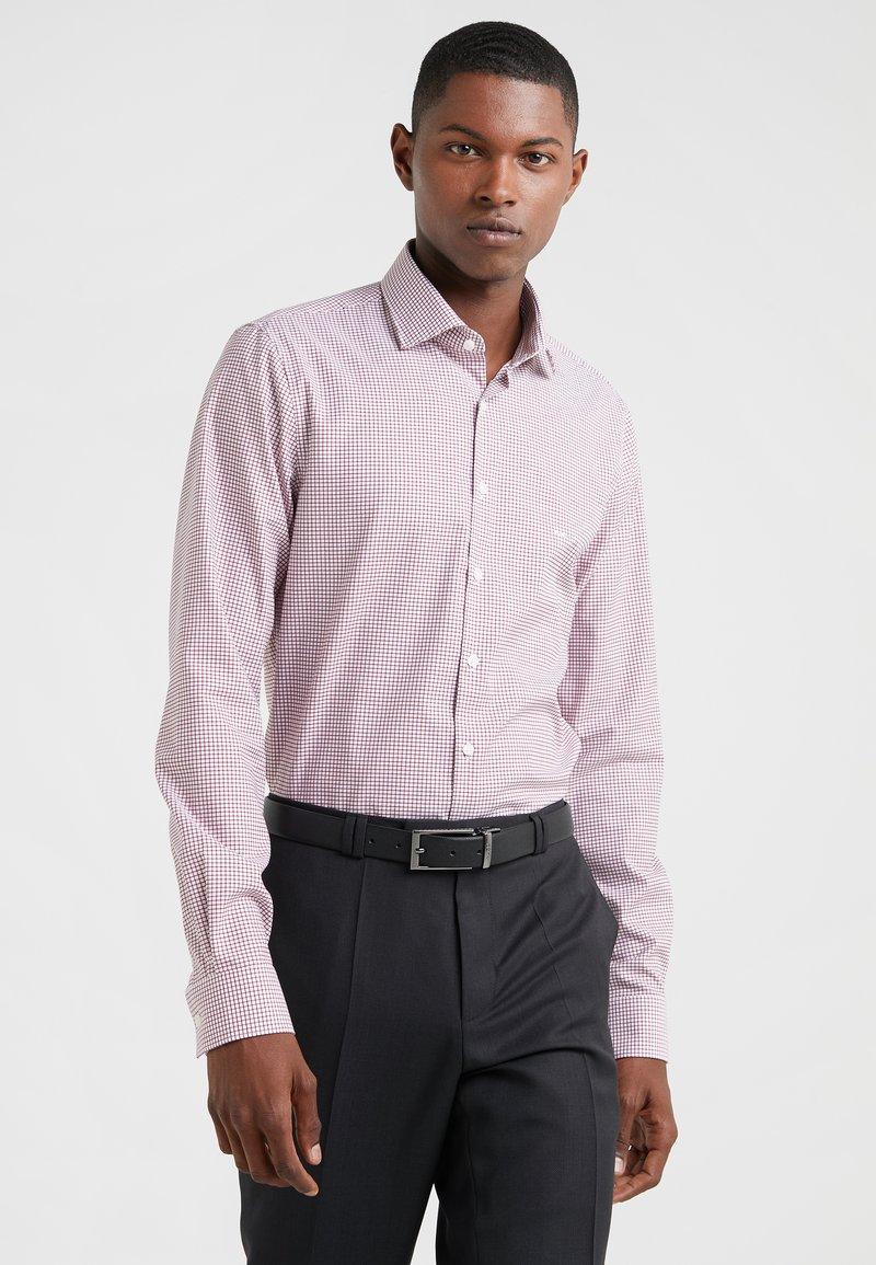 Michael Kors - PARMA SLIM FIT  - Kostymskjorta - red