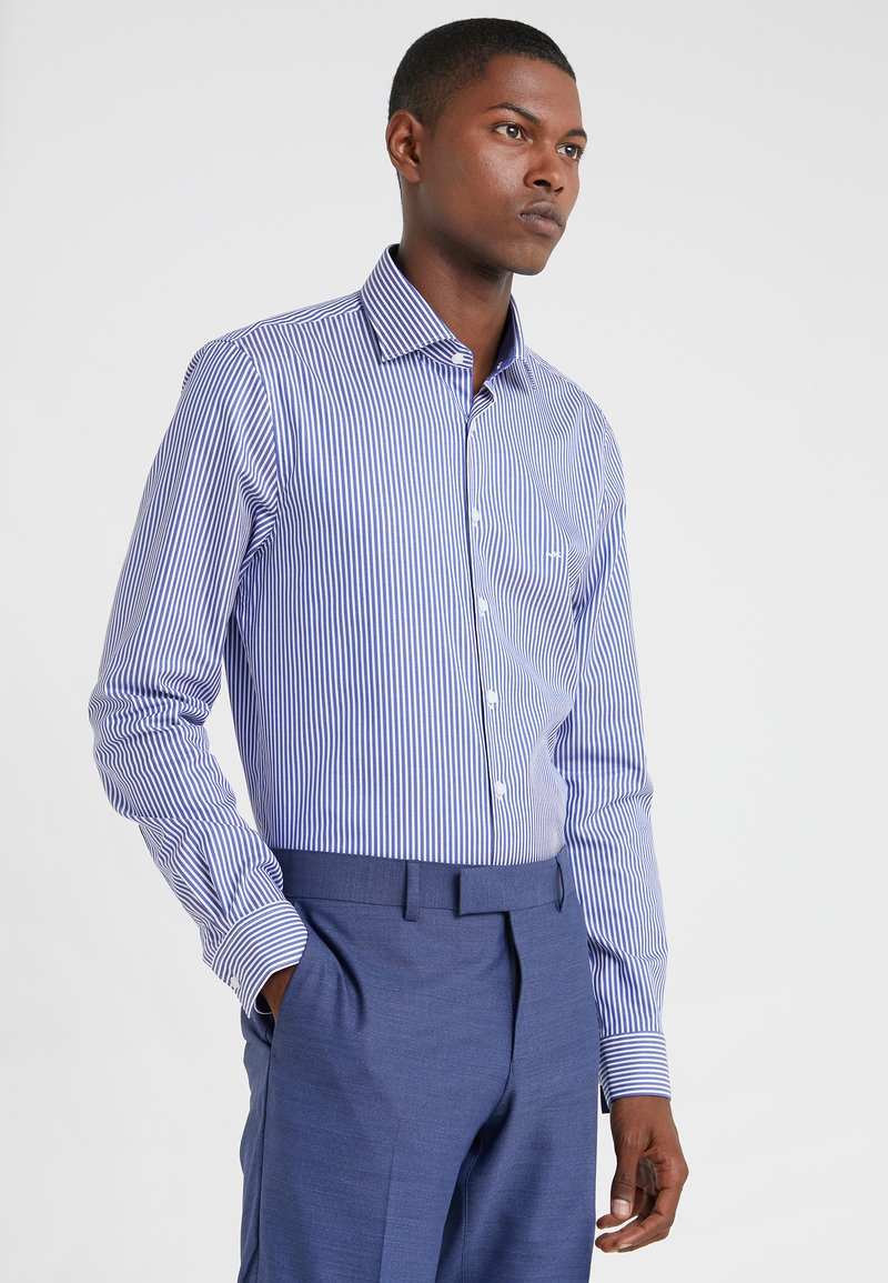 Michael Kors - PARMA SLIM FIT  - Formal shirt - royal blue