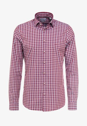 PARMA SLIM FIT - Camisa - red