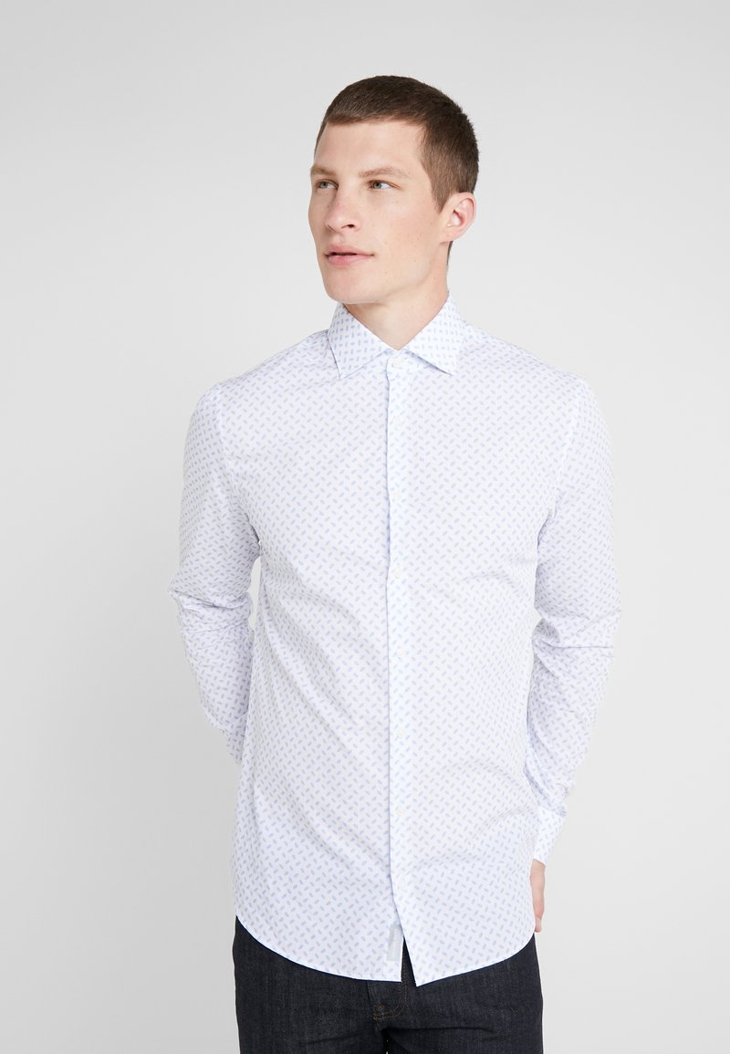Michael Kors - PARMA SLIM FIT  - Camisa - light blue