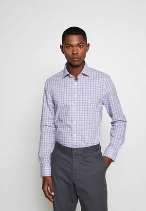 PARMA SLIM FIT CHECK - Business skjorter - blue