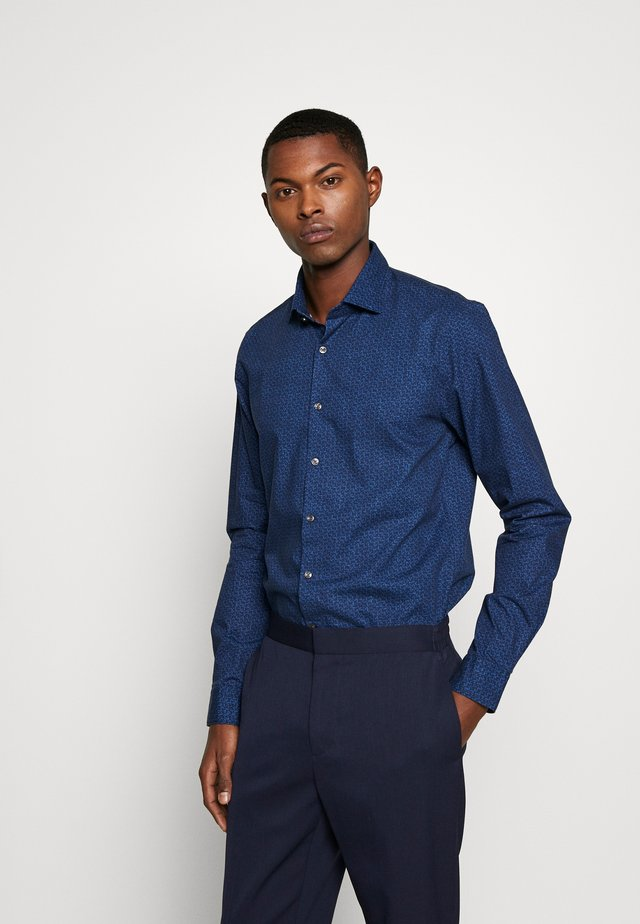 PARMA LOGO SLIM FIT - Formal shirt - navy