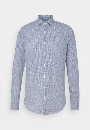 PRINT EASY CARE - Camicia elegante - royal blue