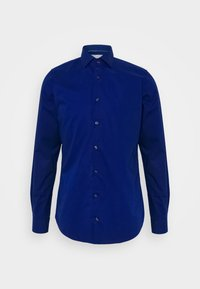 Michael Kors - POPLIN SLIM - Zakelijk overhemd - royal blue - 0