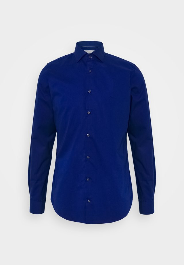 POPLIN SLIM - Formal shirt - royal blue