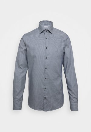 STRUCTURE EASY CARE SLIM - Zakelijk overhemd - royal blue