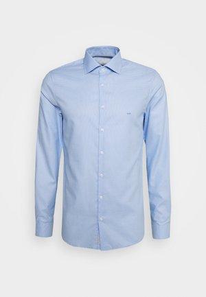 STRUCTURE EASY CARE SLIM - Koszula biznesowa - blue