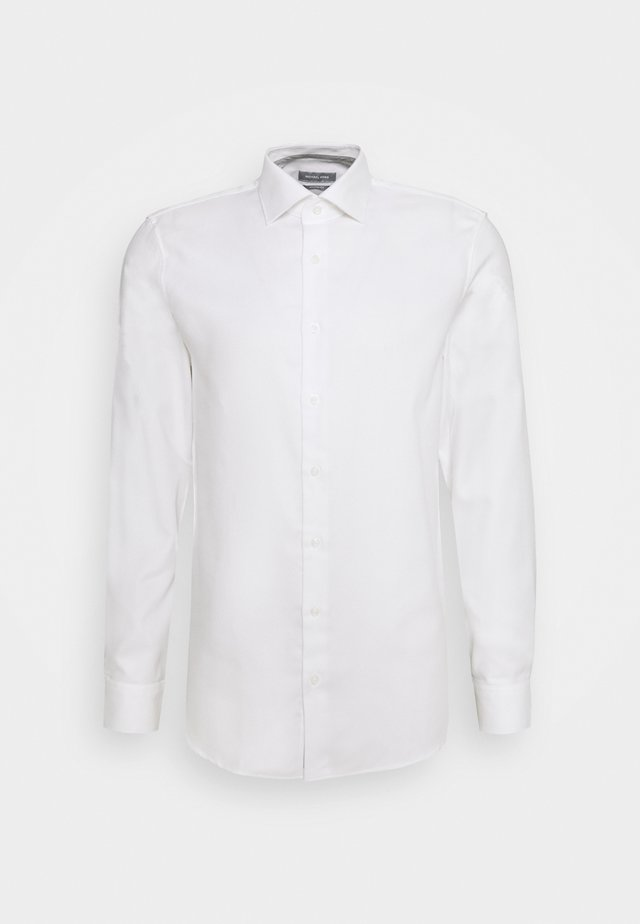2 TONE MODERN - Zakelijk overhemd - white