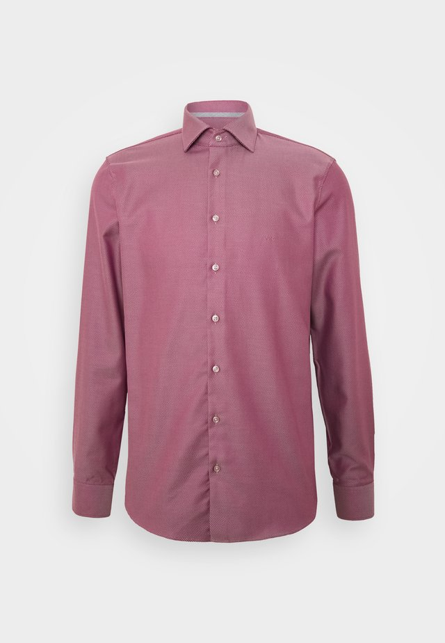 2 TONE MODERN - Formal shirt - amaranth