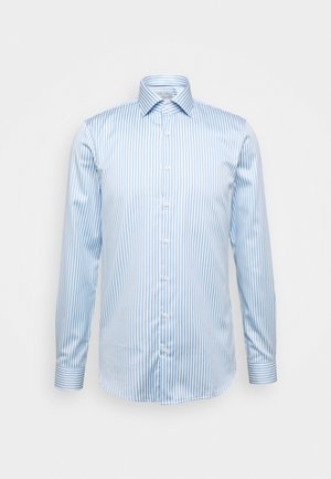 BOLD STRIPE EASY CARE SLIM - Zakelijk overhemd - light blue