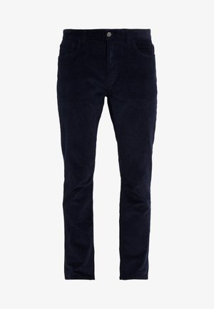 STRETCH PARKER - Pantalones - midnight