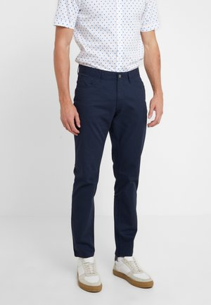POCKET PANT - Bukse - midnight