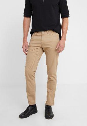 POCKET PANT - Pantalon classique - khaki
