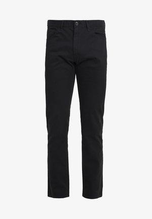 POCKET PANT - Pantalon classique - black