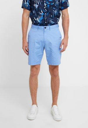 STRETCH  - Shorts - grecian blue