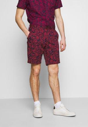 GINKO - Shorts - cassis